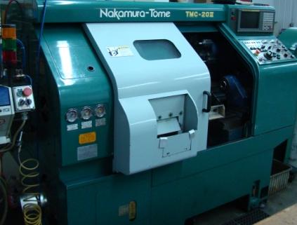 moores machine company